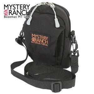 ミステリーランチ MysteryRanch BOP ミニショルダー BLACK(ブラック)|beside-mountain