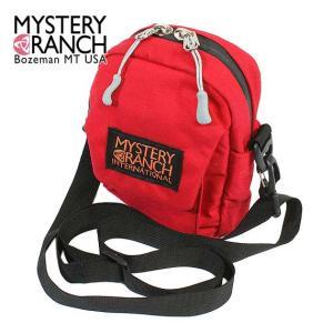 ミステリーランチ MysteryRanch BOP ミニショルダー RED(レッド)|beside-mountain