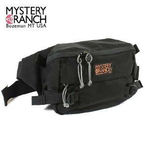 MysteryRanch (ミステリーランチ) NEW HIP MONKEYヒップモンキー ウエストバッグ Black(ブラック)|beside-mountain