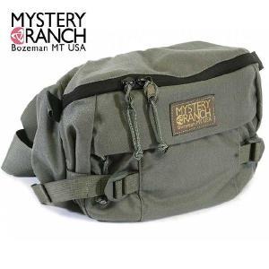 MysteryRanch (ミステリーランチ) NEW HIP MONKEYヒップモンキー ウエストバッグ Foliage(フォリッジ) |beside-mountain