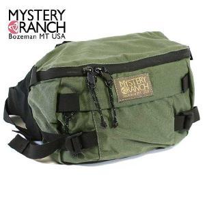 MysteryRanch (ミステリーランチ) HIP MONKEYヒップモンキー ウエストバッグ OLIVEDRAB(オリーブドラブ)|beside-mountain