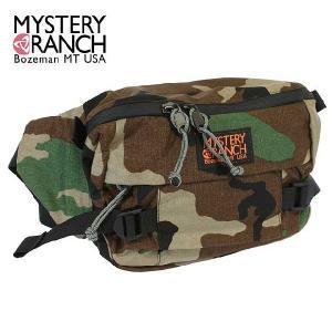 MysteryRanch (ミステリーランチ) NEW HIP MONKEYヒップモンキー ウエストバッグ WOODLAND(ウッドランド)|beside-mountain
