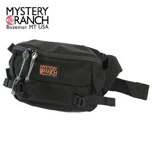 MysteryRanch (ミステリーランチ) NEW HIP MONKEYヒップモンキー ウエストバッグ Black(ブラック) beside-mountain 02