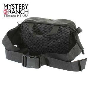 MysteryRanch (ミステリーランチ) NEW HIP MONKEYヒップモンキー ウエストバッグ Black(ブラック) beside-mountain 03
