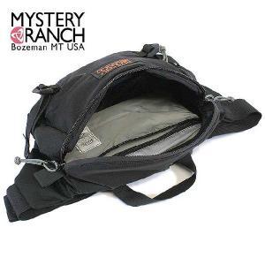 MysteryRanch (ミステリーランチ) NEW HIP MONKEYヒップモンキー ウエストバッグ Black(ブラック) beside-mountain 04