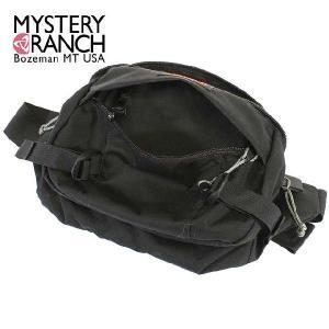 MysteryRanch (ミステリーランチ) NEW HIP MONKEYヒップモンキー ウエストバッグ Black(ブラック) beside-mountain 05
