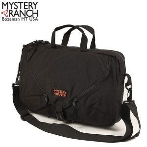 ミステリーランチ MysteryRanch 3WAY BRIEFCASE/3WAYブリーフケース BLACK(ブラック)|beside-mountain