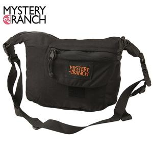 ミステリーランチ MysteryRanch A5 BLACK(ブラック)/ショルダーバック|beside-mountain