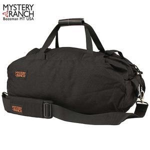 ミステリーランチ MysteryRanch CUBE MASTER DUFFEL L/キューブマスターダッフル L BLACK/ブラック beside-mountain