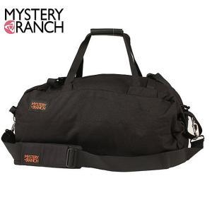ミステリーランチ MysteryRanch CUBE MASTER DUFFEL M/キューブマスターダッフル M BLACK/ブラック beside-mountain
