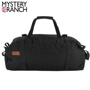 ミステリーランチ MysteryRanch CUBE MASTER DUFFEL S/キューブマスターダッフル S BLACK/ブラック beside-mountain