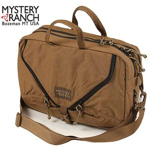 ミステリーランチ MysteryRanch EXPANDABLE 3WAY BRIEFCASE/エクスパンダブル3WAYブリーフケース COYOTE(コヨーテ)|beside-mountain