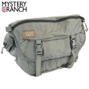 ミステリーランチ MysteryRanch INVADER/インベーダーメッセンジャーバッグ FOLIAGE(フォリッジ)|beside-mountain