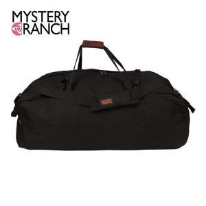 ミステリーランチ MysteryRanch ONE MAN DUFFLE/ワンマンダッフル BLACK/ブラック beside-mountain
