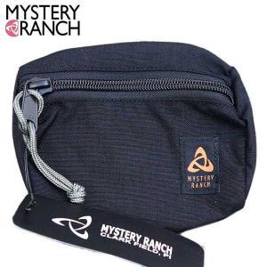 MysteryRanch(ミステリーランチ) REMOVABLE BELT POCKET リムーバブルベルトポケット BLACK(ブラック)|beside-mountain