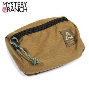 MysteryRanch(ミステリーランチ) REMOVABLE BELT POCKET リムーバブルベルトポケット COYOTE/コヨーテ|beside-mountain