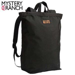 ミステリーランチ MysteryRanch BOOTY BAG/ブーティーバック  BLACK/ブラック|beside-mountain