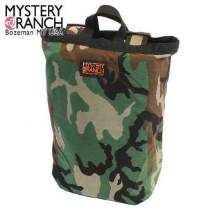 ミステリーランチ MysteryRanch BOOTY BAG/ブーティーバック  WOODLAND/ウッドランド|beside-mountain