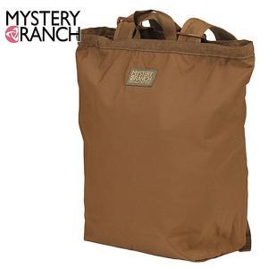 ミステリーランチ MysteryRanch LARGE BOOTY BAG/ラージブーティーバック  COYOTE/コヨーテ|beside-mountain