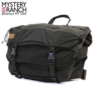 ミステリーランチ MysteryRanch OUTSIDER/アウトサイダーメッセンジャーバッグ BLACK(ブラック)|beside-mountain