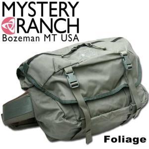 ミステリーランチ MysteryRanch OUTSIDER/アウトサイダーメッセンジャーバッグ FOLIAGE(フォレッジ)|beside-mountain
