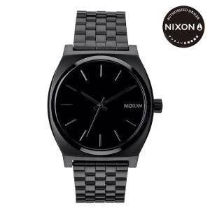 ニクソン (NIXON) 腕時計 THE TIME TELLER ALL BLACK(タイムテラー オールブラック) NA045001-00|beside-mountain
