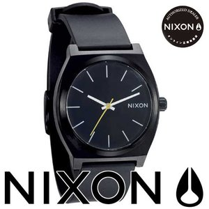 ニクソン (NIXON) 腕時計 THE TIME TELLER P BLACK(タイムテラー P ブラック) NA119000-00|beside-mountain