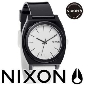 ニクソン (NIXON) 腕時計 THE TIME TELLER P BLACK/WHITE (タイムテラー P ブラック/ホワイト) NA119005-00|beside-mountain