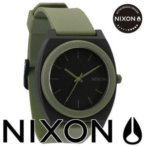 ニクソン (NIXON) 腕時計 THE TIME TELLER P MATTE BLACK/SURPLUS(タイムテラー P マットブラック/サープラス) NA1191042-00|beside-mountain