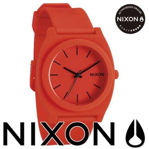 ニクソン (NIXON) 腕時計 THE TIME TELLER  NEON ORANGE(タイムテラー P ネオンオレンジ) NA1191156-00|beside-mountain
