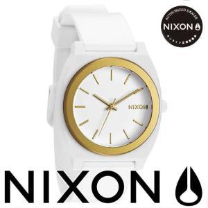 ニクソン (NIXON) 腕時計 THE TIME TELLER P WHITE/GOLD ANO(タイムテラー P ホワイト/ゴールドアノ) NA1191297-00|beside-mountain
