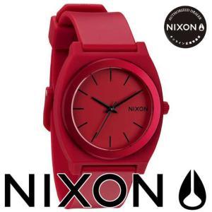 ニクソン (NIXON) 腕時計 THE TIME TELLER P DARK RED ANO(タイムテラー P ダークレッドアノ) NA1191298-00|beside-mountain