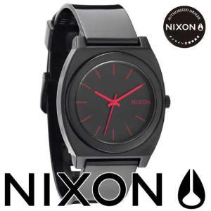 ニクソン (NIXON) 腕時計 THE TIME TELLER P BLACK/BRIGHT PINK(タイムテラー P ブラック/ブライトピンク) NA119480-00|beside-mountain