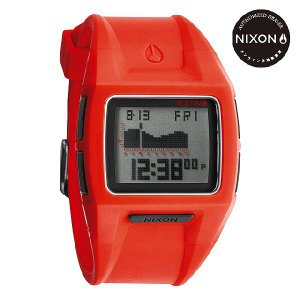 ニクソン (NIXON) 腕時計 THE LODOWN II NEON ORANGE デジタル (ローダウン2 ネオンオレンジ) NA2891156-00|beside-mountain