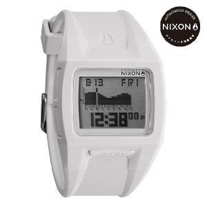ニクソン (NIXON) 腕時計 THE LODOWN II ALL WHITE メンズ デジタル (ローダウン2 オールホワイト) NA289126-00|beside-mountain