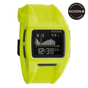 ニクソン (NIXON) 腕時計 THE LODOWN II NEON YELLOW デジタル (ローダウン2 ネオンイエロー) NA2891262-00|beside-mountain
