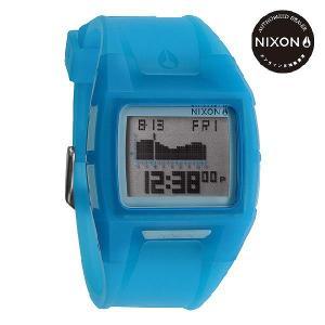 ニクソン (NIXON) 腕時計 THE LODOWN II TRANSLUCENT BLUE デジタル (ローダウン2 トランスルーセントブルー) NA2891781-00|beside-mountain