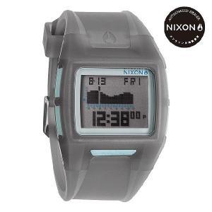 ニクソン (NIXON) 腕時計 THE LODOWN II TRANSLUCENT CHARCOAL デジタル (ローダウン2 トランスルーセントチャコール) NA2891783-00|beside-mountain