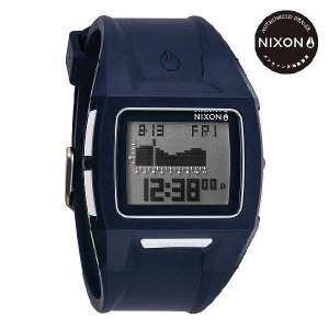 ニクソン (NIXON) 腕時計 THE LODOWN II NAVY デジタル (ローダウン2 ネイビー) NA289307-00|beside-mountain