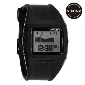 ニクソン (NIXON) 腕時計 THE LODOWN II BLACK/POSITIVE デジタル (ローダウン2 ブラック/ポジティブ) NA289867-00|beside-mountain