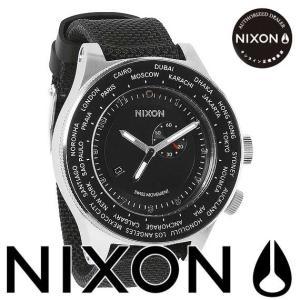 ニクソン (NIXON) 腕時計  THE PASSPORT(パスポート) ブラック NA321000-00 beside-mountain