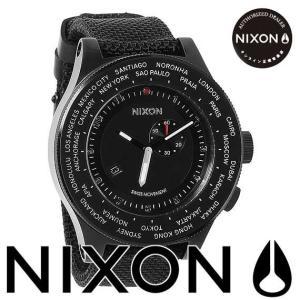 ニクソン (NIXON) 腕時計  THE PASSPORT(パスポート) オールブラック NA3211433-00 beside-mountain