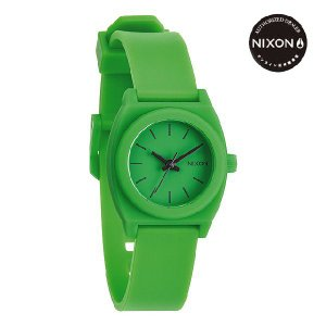 ニクソン (NIXON) 腕時計 THE SMALL TIME TELLER P GREEN(スモールタイムテラー P グリーン) NA425330-00 beside-mountain