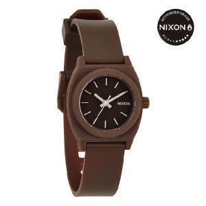 ニクソン (NIXON) 腕時計 THE SMALL TIME TELLER P BROWN(スモールタイムテラー P ブラウン) NA425400-00 beside-mountain