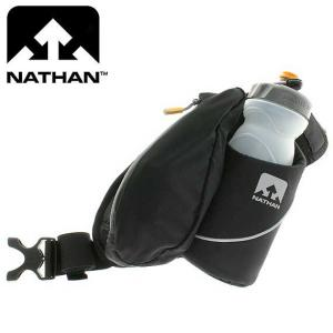 NATHAN(ネイサン) TREK(トレックウエストパック) Black トレイルランニング用ボトルホルダー|beside-mountain