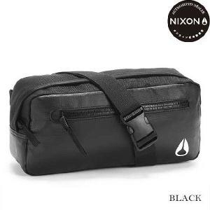 NIXON(ニクソン) FOUNTAIN SLING PACK II (ファウンテンスリングパックツー) 4.3L BLACK(ブラック)|beside-mountain