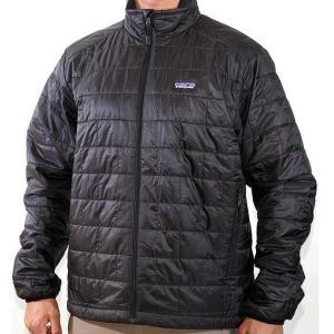 patagonia(パタゴニア) Nano Puff Jacket / Black ナノパフジャケット男性用 ブラック 中綿ジャケット|beside-mountain