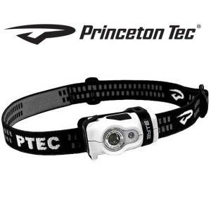Princeton Tec(プリンストンテック) BYTE/ホワイト (サブLED/レッド) LEDヘッドランプ|beside-mountain