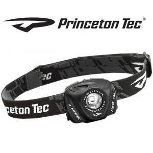 Princeton Tec(プリンストンテック) EOS(イオス)/ブラック 最新型80ルーメンモデル 4段階切り替え軽量LEDヘッドランプ|beside-mountain