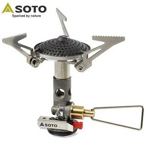 SOTO(ソト)/新富士バーナー OD-1R マイクロレギュレーターストーブ|beside-mountain